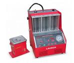 LAUNCH CNC 602 (CNС-602A) Стенд для тестирования и ультразвуковой очистки форсунок (GrunBaum INJ6000)